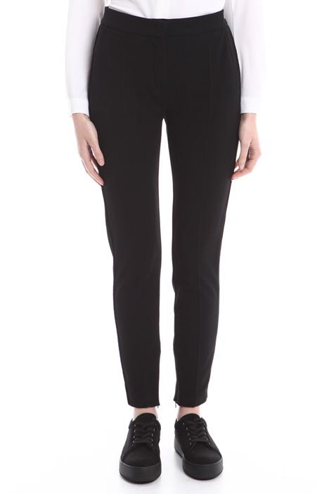 Pantaloni in jersey con tasche Diffusione Tessile