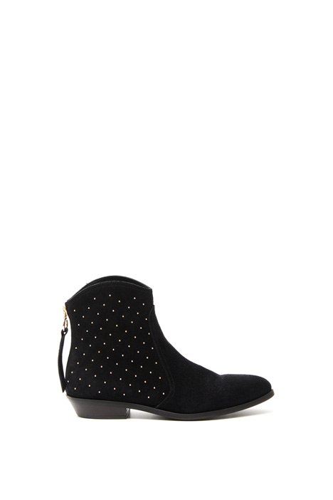 Ankle boot with micro stud Diffusione Tessile