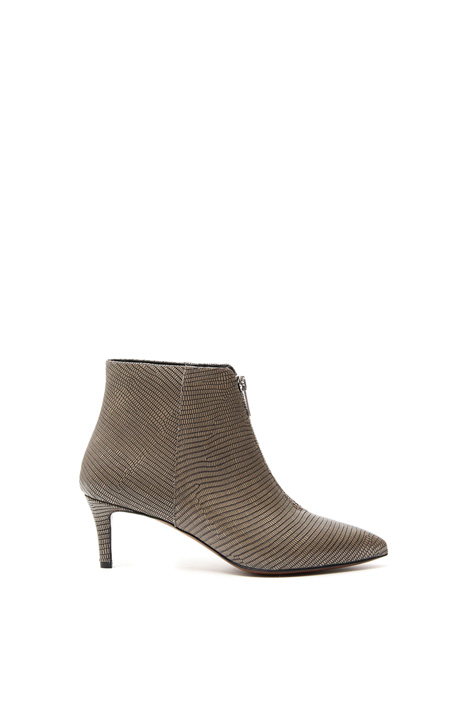 Pointed toe ankle boots Diffusione Tessile