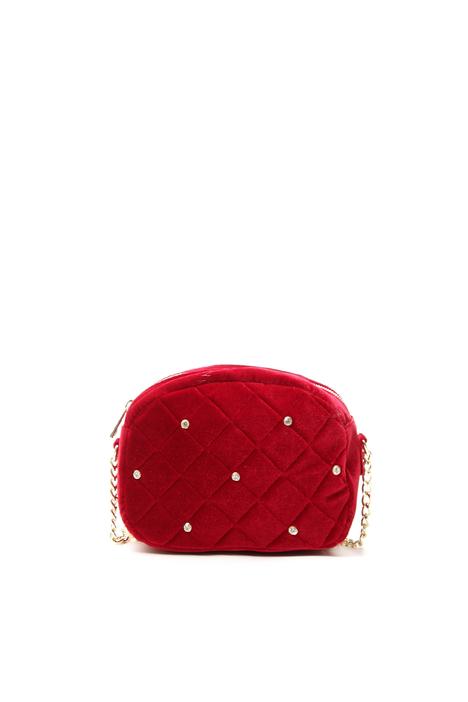 Small velvet bag Diffusione Tessile