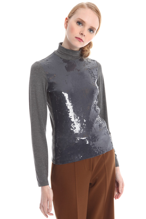 Sequin T-shirt Diffusione Tessile