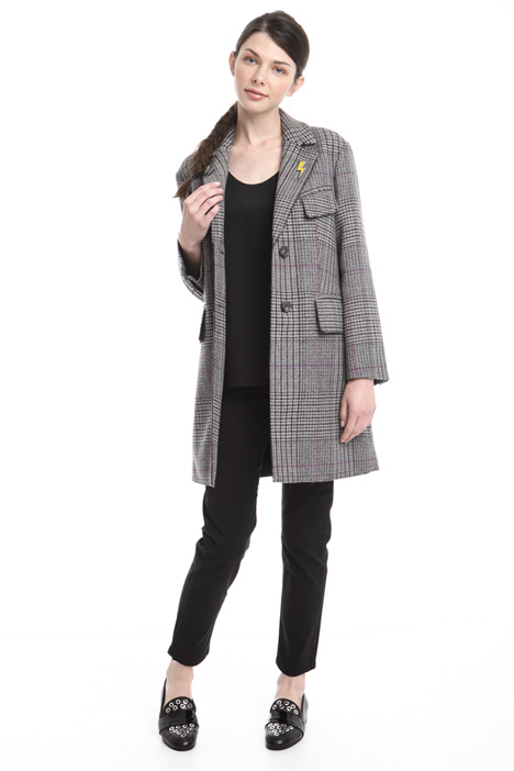 Cappotto double monopetto Intrend