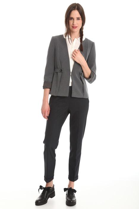 Stretch fabric jacket Diffusione Tessile