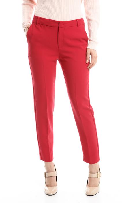 Pantalone a sigaretta stretch Diffusione Tessile