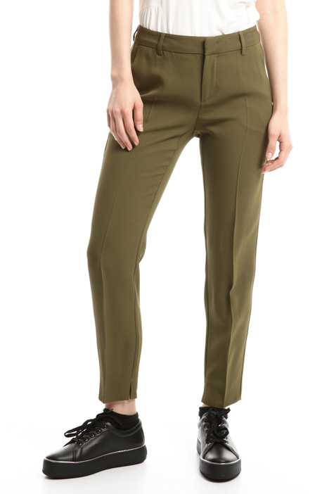Stretch cady trousers Diffusione Tessile
