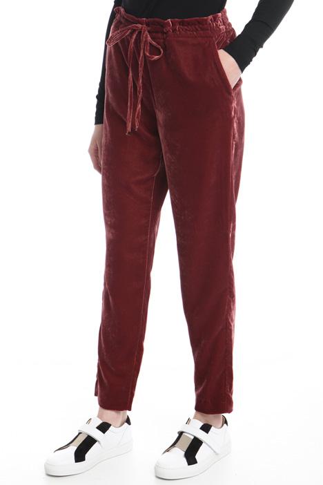 Pantaloni in velluto Diffusione Tessile