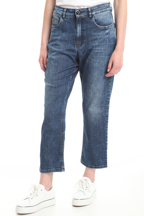 Drop crotch jeans Diffusione Tessile