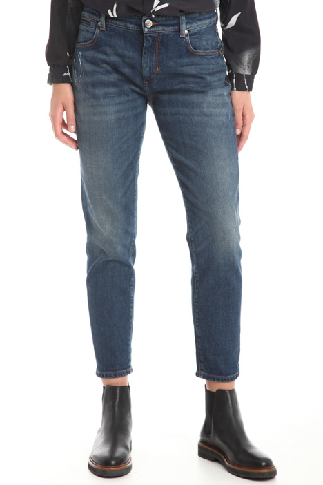 Denim stretch jeans Diffusione Tessile