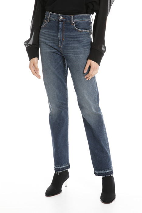 Straight leg jeans Intrend