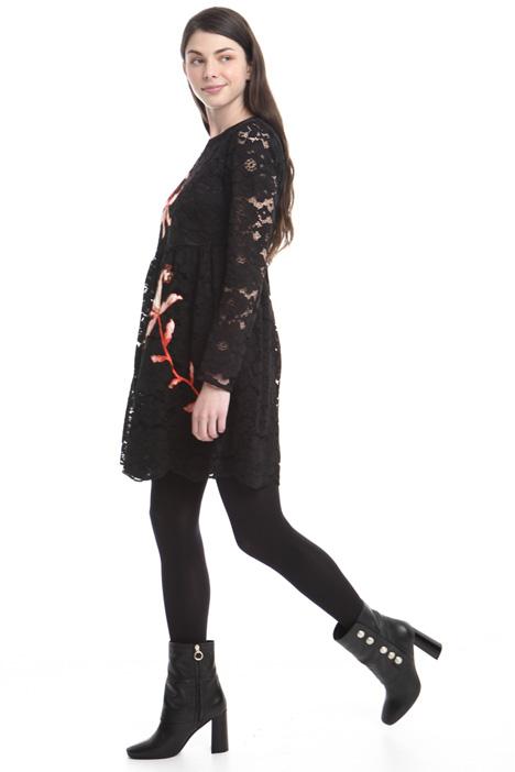 Embroidered lace dress Diffusione Tessile