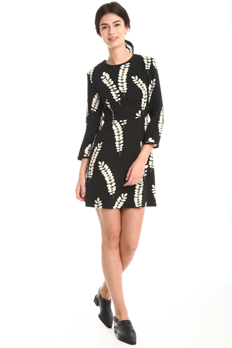 Printed cady dress Diffusione Tessile