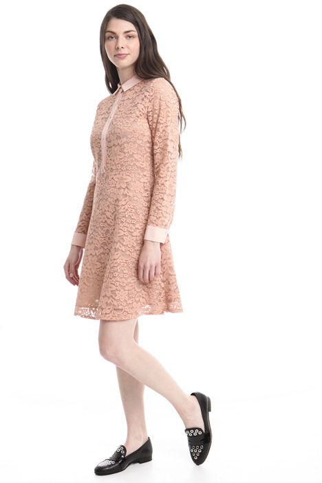 Lace lined dress Diffusione Tessile