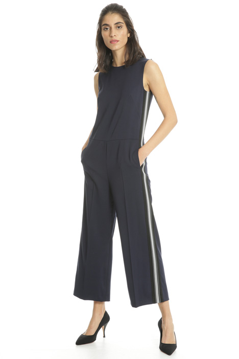 Pure wool jumpsuit Intrend