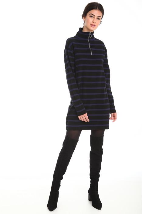 Wool knit dress  Diffusione Tessile