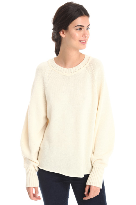 Pure wool sweater Diffusione Tessile
