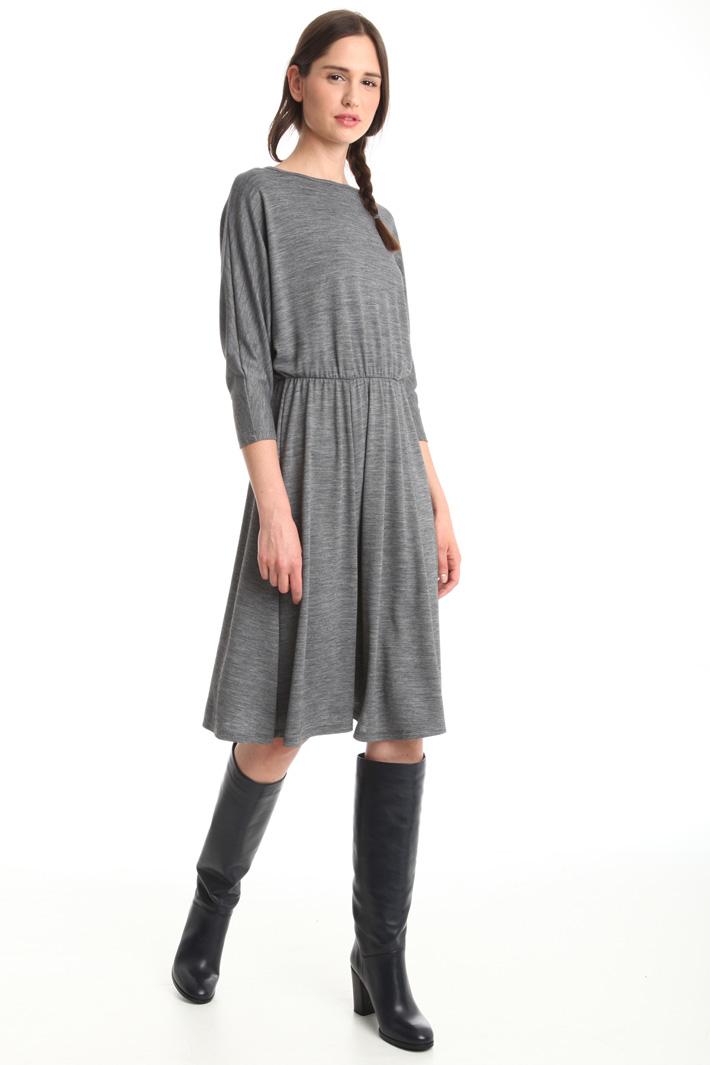 Abito in jersey di lana Diffusione Tessile