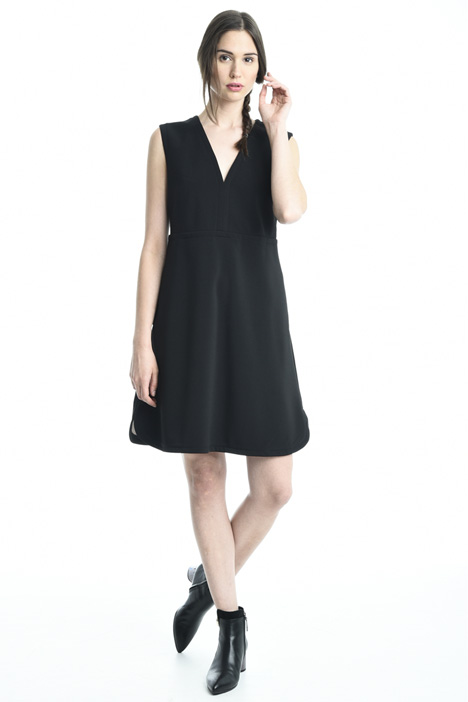 Bonded jersey dress Diffusione Tessile