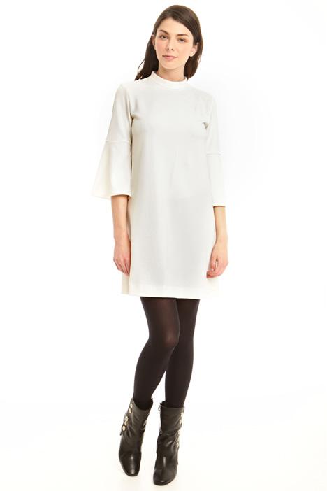 A-line cady dress Diffusione Tessile