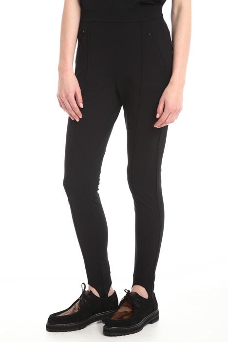 Pantaloni con staffa Diffusione Tessile