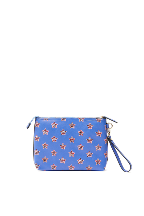 Printed envelope clutch Intrend