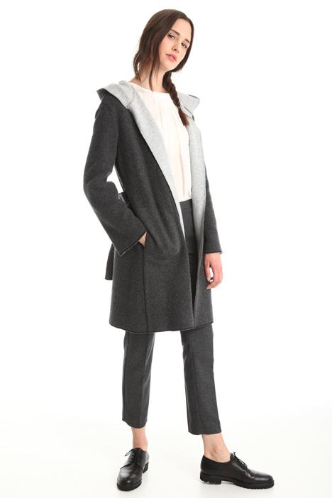 Heavy jersey coat Diffusione Tessile