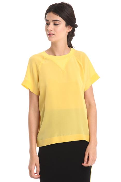 T-shirt in doppio tessuto Diffusione Tessile