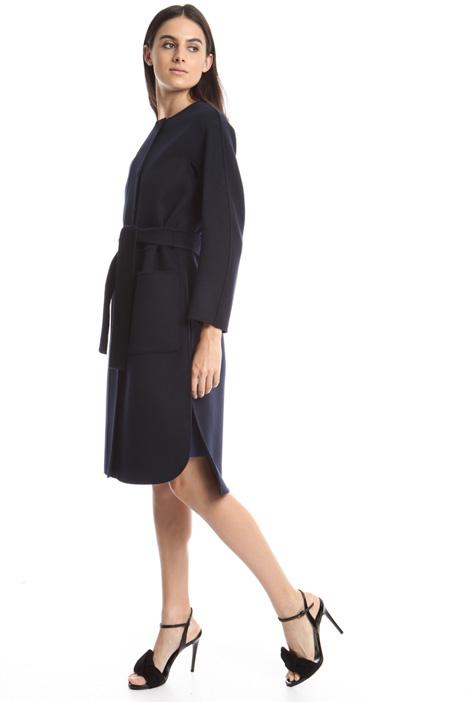 Hand-sewn coat Diffusione Tessile