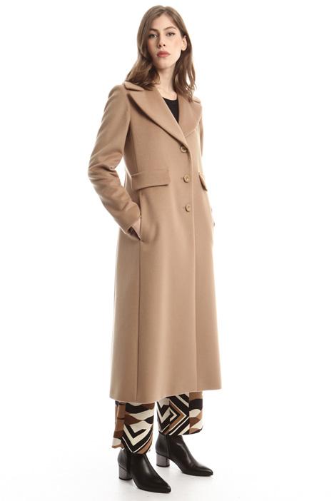 Long drap coat Intrend