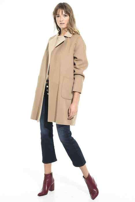 Wool virgin coat Intrend