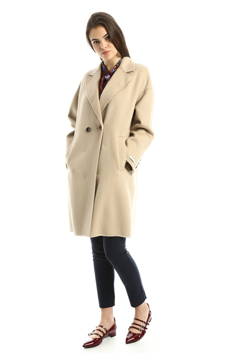 Double-breasted coat Diffusione Tessile