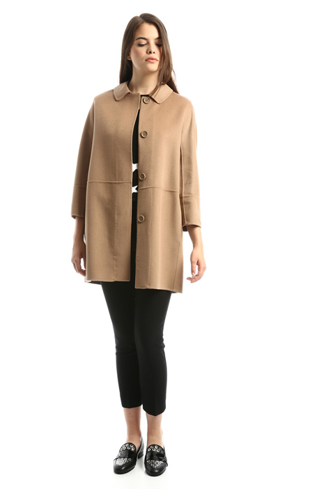 Double wool coat Diffusione Tessile
