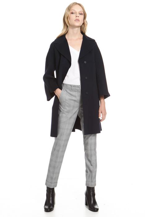 Wool double coat Intrend