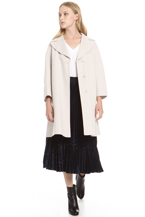 Wool double coat Diffusione Tessile