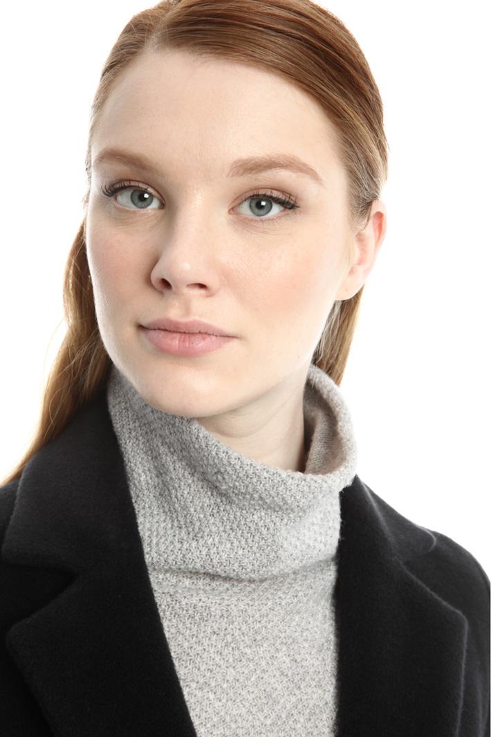 Cappotto in lana e cashmere Diffusione Tessile