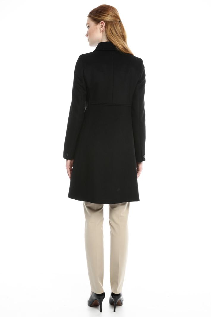 Capospalla in drap di lana Diffusione Tessile