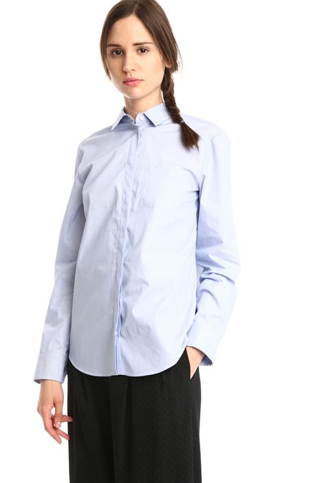 Camicia a righe Diffusione Tessile