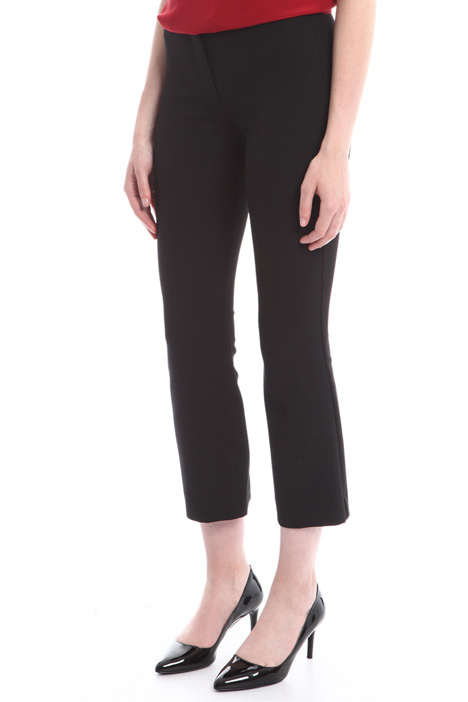 Cropped trousers Diffusione Tessile