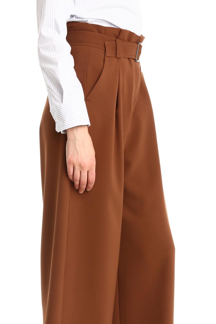 Pantalone a vita alta Diffusione Tessile
