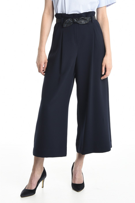 High waist trousers Diffusione Tessile