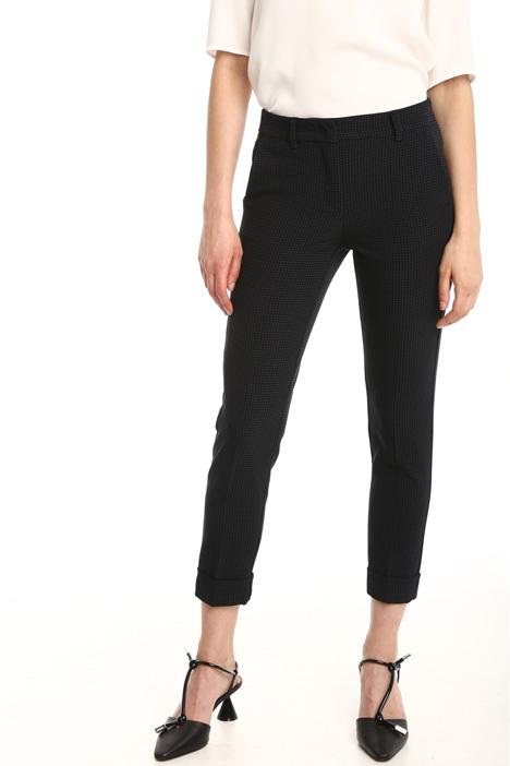 Pantalone aderente stretch Diffusione Tessile
