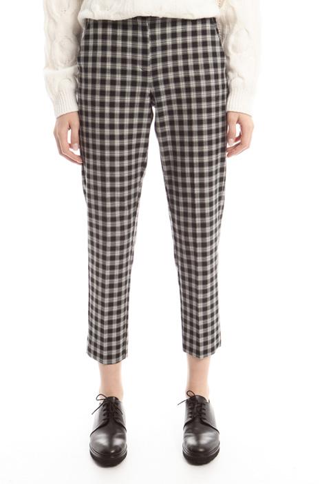 Pantaloni tinto filo Diffusione Tessile