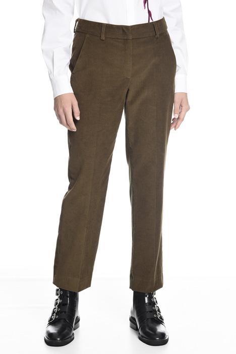 Pantaloni in velluto a coste Diffusione Tessile