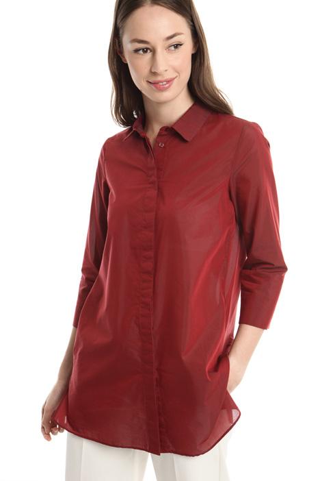 Oversized muslin shirt Diffusione Tessile