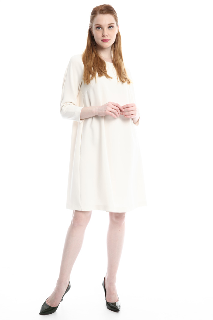 Oversized cady dress Intrend