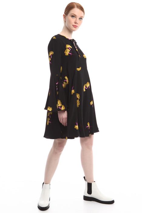 Bell cuff dress Diffusione Tessile