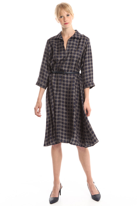 Oversized chemisier dress Diffusione Tessile