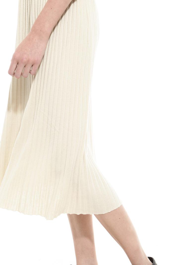 Gonna plissé in maglia Diffusione Tessile