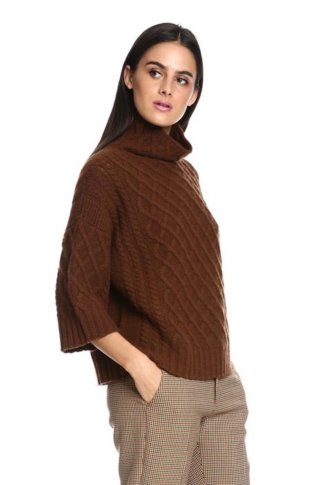 Maglia in lana a cashmere Diffusione Tessile