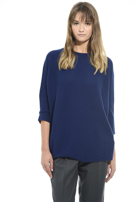 Oversized wool sweater Diffusione Tessile