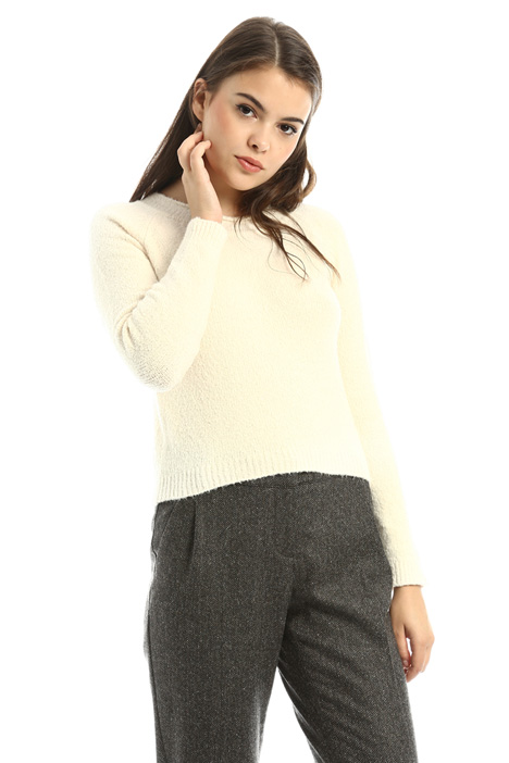 Boxy-fit sweater Diffusione Tessile
